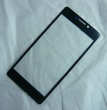 Black Front Touch Screen Outer Glass Lens Replacement For Gionee Elife E5
