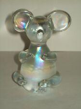 Hand Blown ~ Koala Bear ~ Glass Paperweight ~ Unusual Design ~ Great Condition