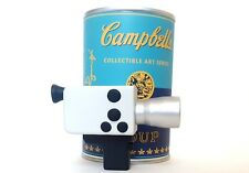 Kidrobot Andy Warhol Campbell's Soup Can Series Vinyl Figure - Camcorder