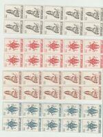 s37102 DEALER STOCK VATICANO 1963 MNH** Incoronazione 4v (X10 SETS)