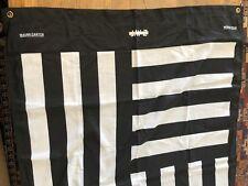 Jay-Z Flag Magna Carter Tour Holy Grail 2013 Hip-Hop Yeezy Beyoncé Black White