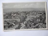Ansichtskarte Brüx Blick vom Kirchturm