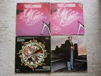 Gene Chandler (4 Vinyl LP Lot) VG/VG