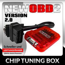 OBD2 Chiptuning Audi A3 (8P) 1.6 102PS Benzin Tuning Chip Box OBDII Ver.2