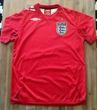 Umbro England Football Soccer Jersey Away Medium