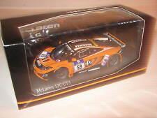 1:43 McLaren 12c gt3 Kox 24 H. nürbg. 2012 1 of 512 Minichamps 437121359 OVP New