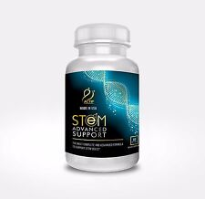 ACTIF STEM CELL SUPPORT - Maximum Strength with 10+ Stem Cell Factors, 2 month