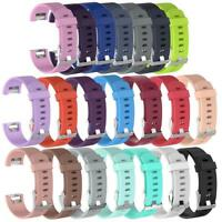 Soft Silicone Sport Bracelet Wristband Watch Band Strap for Fitbit Charge 2