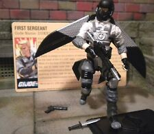 GI JOE ~ 2009 DUKE ~ RESOLUTE 25TH ~ 100% COMPLETE With FILE CARD