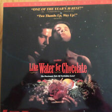 Like Water For Chocolate Letterboxed   Extended Play   CLV  Laserdisc  2111AS