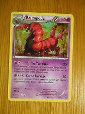 Carte Pokémon Rare Brutapode 140 PV 40/98 (Pouvoirs emergents)