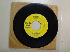 "UPPER HAND: Chasing Rainbows-You Mean So Much To Me-U.S. 7"" H&W Funk Company 206"
