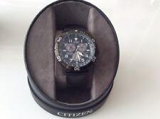 Citizen Eco-Drive E820 Titanium Ion Plated Strap Watch RRP £350