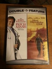 Patch Adams / What Dreams May Come [Double Feature] Dvd