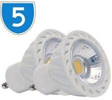 Ampoules blancs pour la chambre à coucher GU10 LED