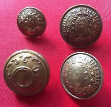 1816-1913 Button Collectable WWI Military Badges