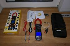 Chauvin Arnoux F403 multimeter / AC/DC digital clamp meter CAT IV 1000 V ISO new