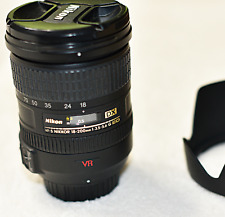 Nikon NIKKOR AF-S DX 18-200mm F/3.5-5.6G ED VR Lens