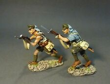 John Jenkins Designs Soldiers GLA-07 The Great War Anzas Charging Collectible