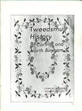 Elgin County 1973 TWEEDSMUIR HISTORY OF CORINTH AND NORTH BAYHAM TOWNSHIP