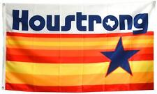 Houston Strong Astros Classic Flag Banner 3X5 Feet Man Cave