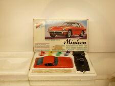 NICHIMO MINICON KIT MASERATI 3700 GT 1966 - RED 1:24 VERY RARE  - GOOD IN BOX