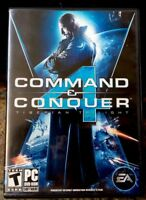 Command & and Conquer 4: Tiberian Twilight PC Game Complete with Manual