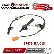 Honda Accord Rear LEFT ABS Sensor Wheel Speed Sensor 2003-2008 57475-SEA-013