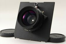 【 Mint 】Nikon Nikkor W 150mm f/5.6 S Vintage Lens Copal #0 Toyo Board From Japan