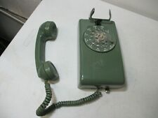 Vintage Stromberg Green Wall Phone Shell ( No Bells)
