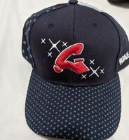 Chicago Cubs Hat Cap Merlot Artist Series Wrigley Field Bleachers SGA Giveaway