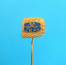 ZRAK 1948-1973 - Optics Binoculars Monoculars Riflescopes * old enamel pin badge