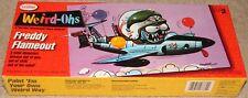 Testors Kit 788 Weird-Ohs Freddy Flameout 1993 Issue Original Shrink Wrap