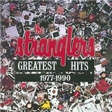 Stranglers Greatest Hits 1977-1990 CD UK Issue Made in Austria Epic 1990 15