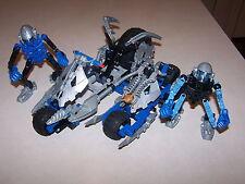 Lego 8993 Kaxium V3 Bionicle Battle Vehicles 100% Complete