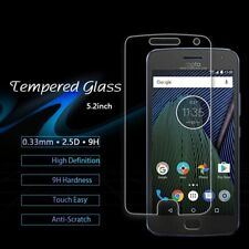Tempered Glass Screen Protector Film Guard For Motorola Moto G5 G5S G5 Plus