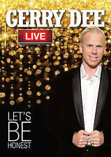 Gerry Dee Live  DVD NEW