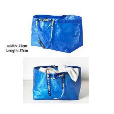 8x IKEA ECO Large Bag Shopping Storage Nylon Bag Moving Packing Bag Carry Bag
