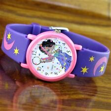 NOS VIntage Timex Animated Disney Esmeralda Hunchback of Notre Dame Watch RARE