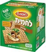 Rye Crackers Kosher Food Israeli Product  Lachmit By Osem 1kg