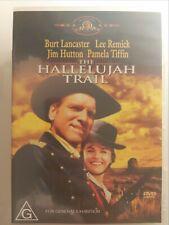 The Hallelujah Trail- Burt Lancaster (Region 4 DVD) LIKE NEW, Free Next Day Post