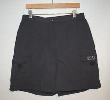 GORE Bike Wear Mens Nylon Bike Shorts Cargo US 32 Elastic Waist Black