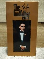 New listing The Godfather Part Ii (Vhs, 1997, 2-Tape Set, Closed Captioned) Free Shipping