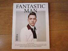 Fantastic Man Magazine Oliver Sim,Thom Evans,Holly Johnson,Jonathan Ssunders,New
