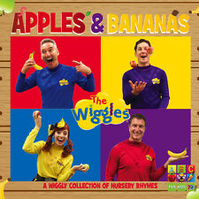The Wiggles - Apples & Bananas [New CD]