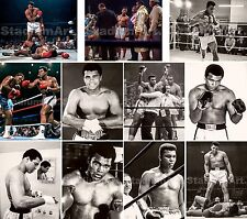 Muhammad Ali Boxer Liston Cassius Marcellus Clay Boxing Photo or Art 50 CHOICES