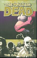 The Walking Dead Volumen 7: Calmar Before por Robert Kirkman,Nuevo Libro,Libre &