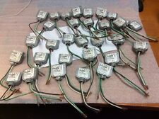 (31) LITHONIA LIGHTING CD 120 D CIRCUIT DISTRIBUTOR 12 AWG 20A MAX NEW SALE  $99