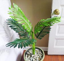 Artificial 5 Leaves Paradise Palm Bush Plants Palm Tree