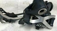 Shimano Xtr 9-Spd Mountain Bike Rear Derailleur Rd-M971 Long Cage Free shipping
